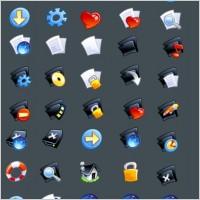 网页常用图片素材ico图标