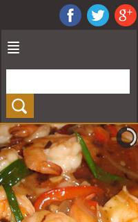 css3手机菜肴美食分享静态网页模板源码