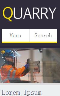 免费手机企业网站静态模板源码下载