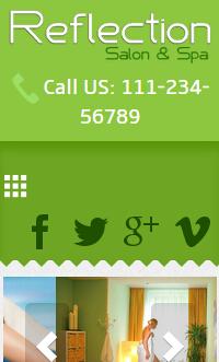 美容化妆品洗面奶手机网站静态html5模板源码下载