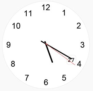网页jQuery插件电子时钟特效代码