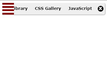 网页导航条旋转滑动弹出效果的css3样式前端代码