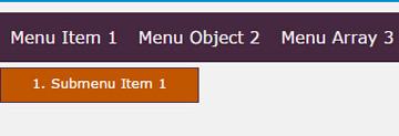 滑动切换导航条菜单css3样式代码下载