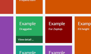 css图片网格布局特效的jQuery插件代码下载
