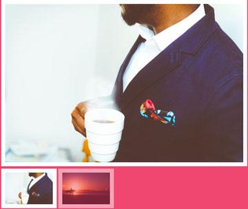 网页图片选项卡jQuery特效代码插件