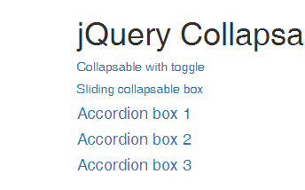 div隐藏显示切换的jquery网页web前端特效代码