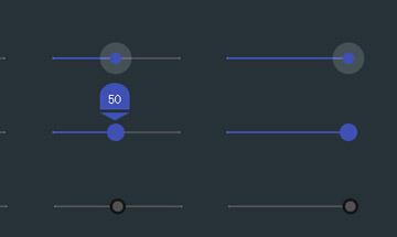 仿动态数据范围滑块功能网页特效代码