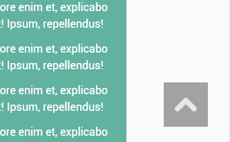 web网页滑动返回顶部的javascript插件代码