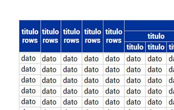 网页table表头和列固定的javascript插件代码