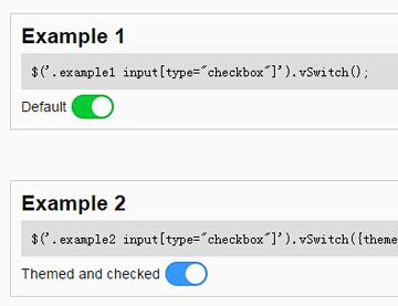 网页复选框美化开关按钮效果的css3特效代码