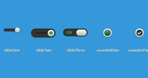 网页表单按钮css3样式代码大全