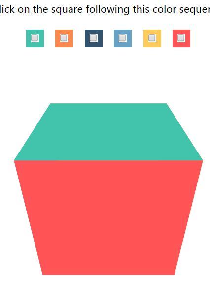 css3绘制正方体旋转3d效果样式代码