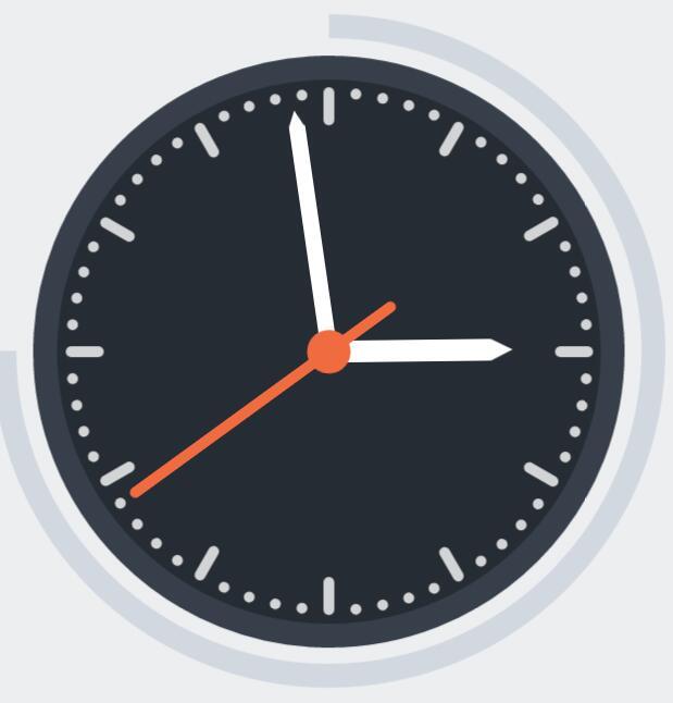 jquery html5网页时钟表盘样式特效代码插件