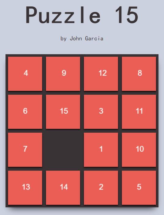html5网页数字排序小游戏javascript特效代码