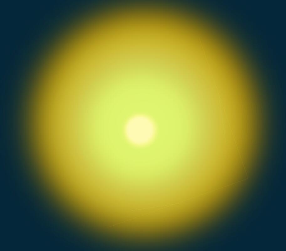 html5css3绘制太阳变换效果的网页样式代码