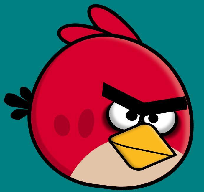 html5css3绘制手游愤怒的小鸟效果的样式代码