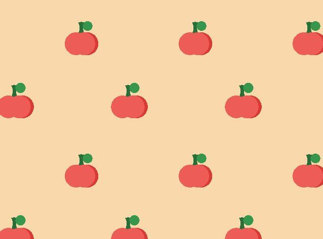 css3 radial-gradient属性绘制出网页背景红苹果效果的html代码