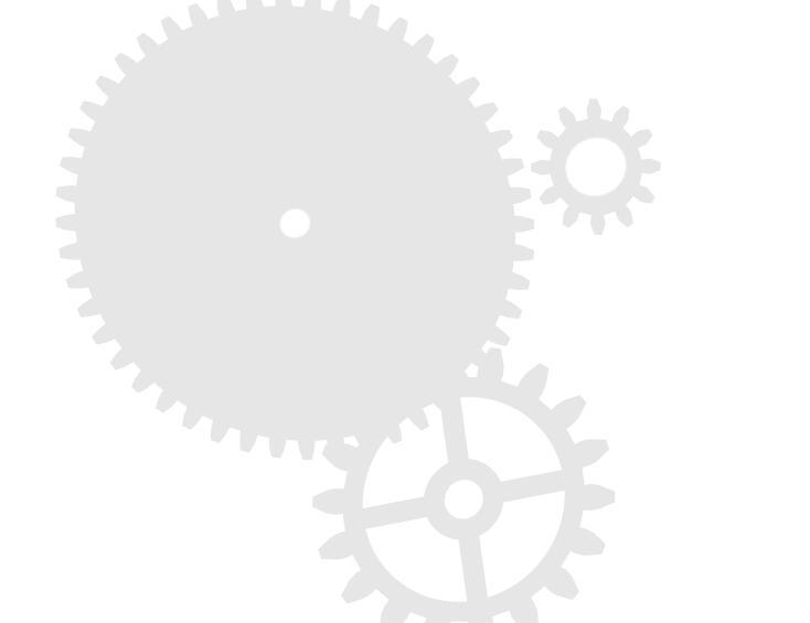 html5css3齿轮旋转动画效果div居中网页素材代码