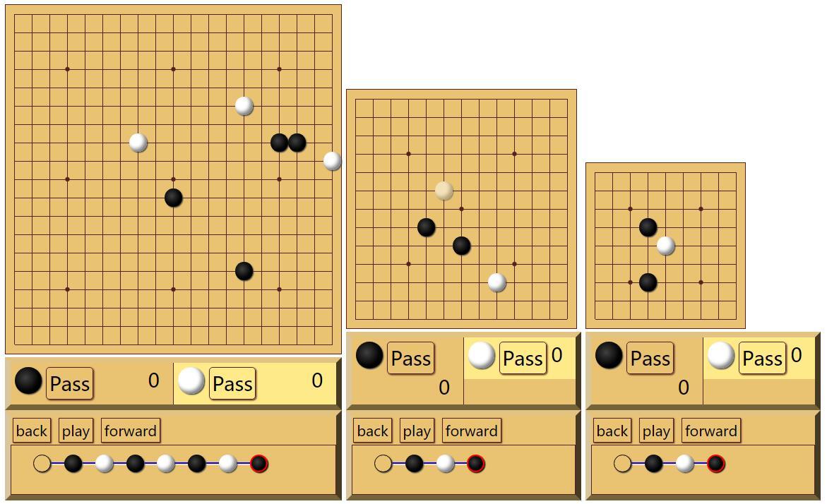 html网页黑白五子棋小游戏javascript特效代码