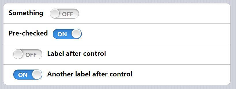 左右滑动开关button素材按钮div css站长代码