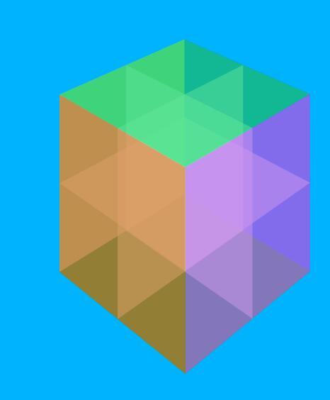 网页立方体3d旋转效果的div css样式代码