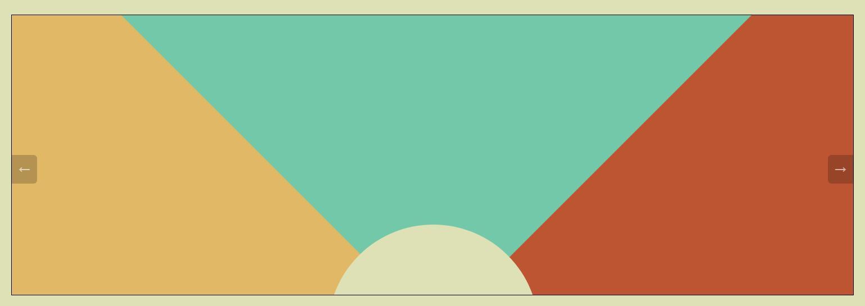 div图层旋转切换效果的html5css3样式特效代码