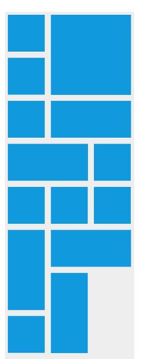 html5模板css div图层浏览器自适应响应式布局样式代码