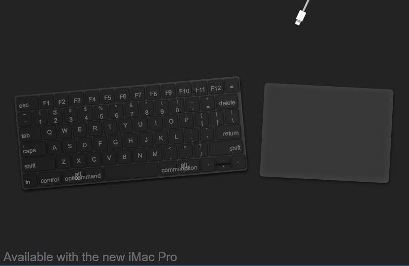html5css3样式代码制作笔记本电脑键盘鼠标垫和苹果手机数据线接口效果