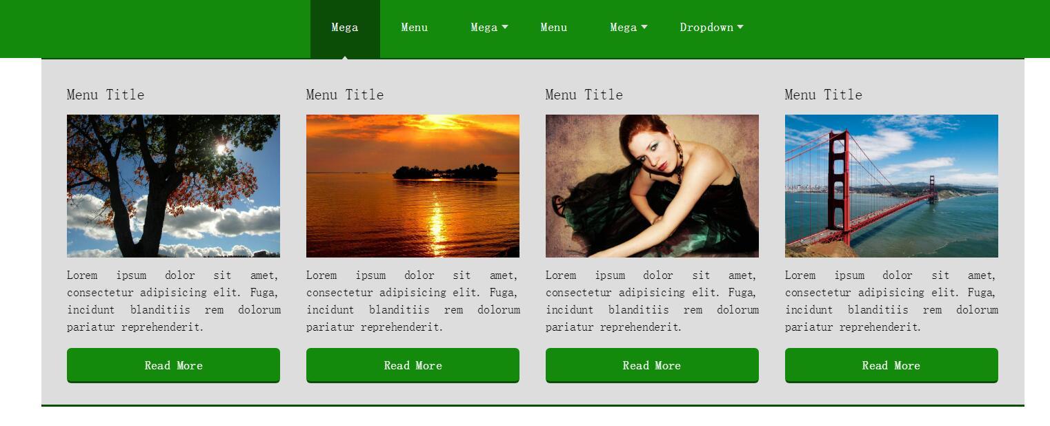 html5css3模仿商城网站分类菜单弹出效果代码