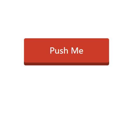 html5css3 button按钮阴影弹性特效样式代码