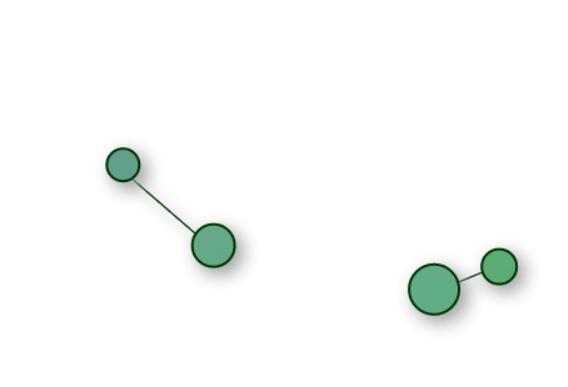 帆布粒子点点磁性相连接特效canvas网页素材代码
