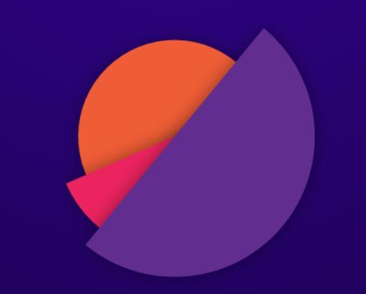 canvas画布绘制彩色圆形顺时针逆时针来回旋转动画代码