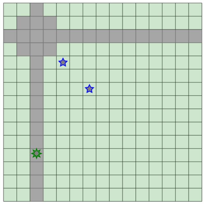 html5css3 canvas画布绘制萝卜保卫战小游戏JavaScript代码