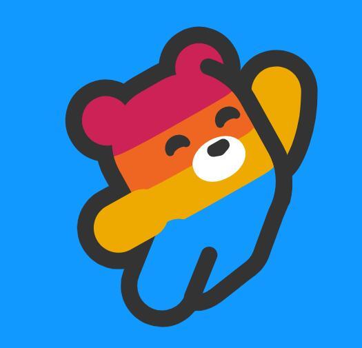 canvas制作碳酸熊3D旋转动画特效JavaScript代码