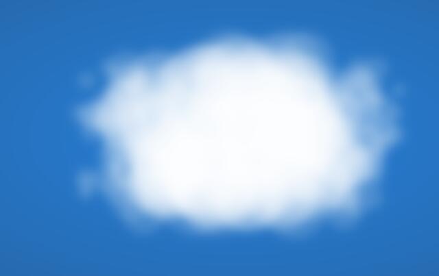 css3蓝天白云动画特效网页样式代码