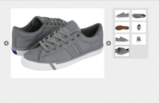仿商城网站商品展示幻灯片右侧滑动缩略图jquery插件代码