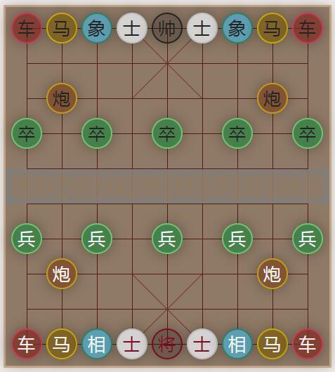 网页中国象棋小游戏jQuery插件css3动画样式