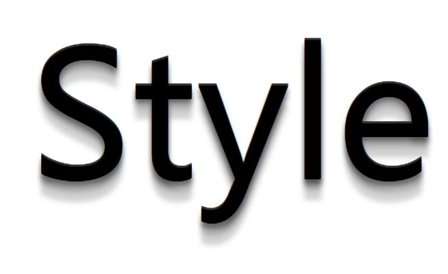 css3 text-shadow属性style文字阴影效果网页素材代码