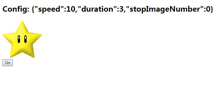 jQuery模仿摇奖机上下滚动特效随机数代码