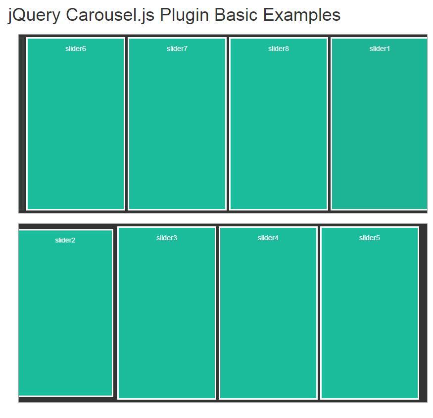 网页图片定时自动左右循环滑动切换站长素材jQuery代码