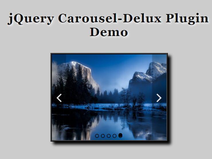js相册图片焦点图幻灯片左右滑动循环切换插件代码