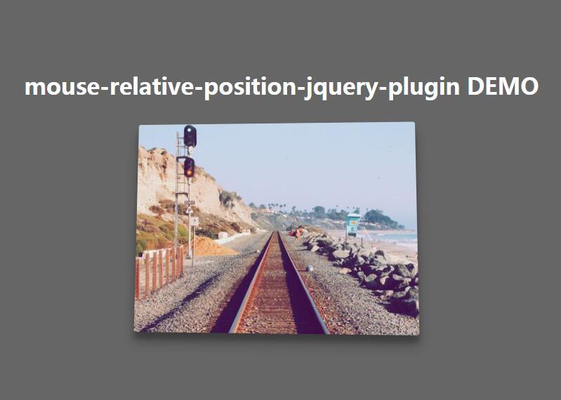 鼠标悬浮图片相对位置倾斜晃动特效插件jQuery代码