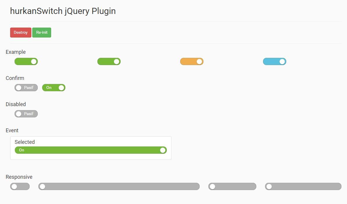 jQuery Switch开关样式美化插件站长素材代码