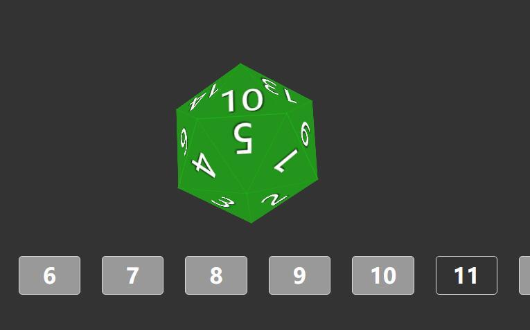 html5css3多面体图层随点击按钮旋转特效网页样式代码