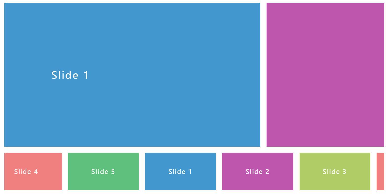 网页图片水平左右循环滑动切换幻灯片Swiper插件代码