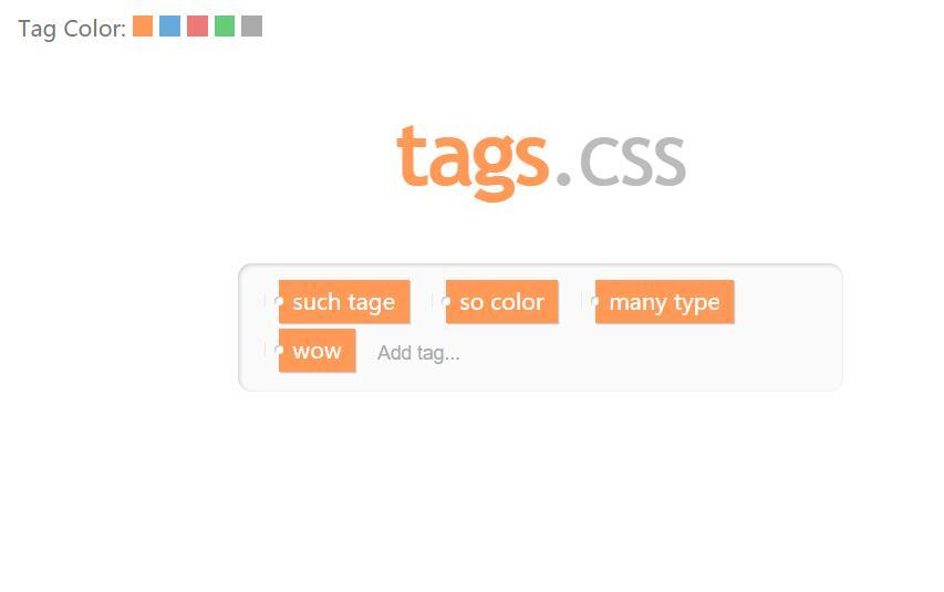 html5css3 before和after伪类制作tag标签云样式代码