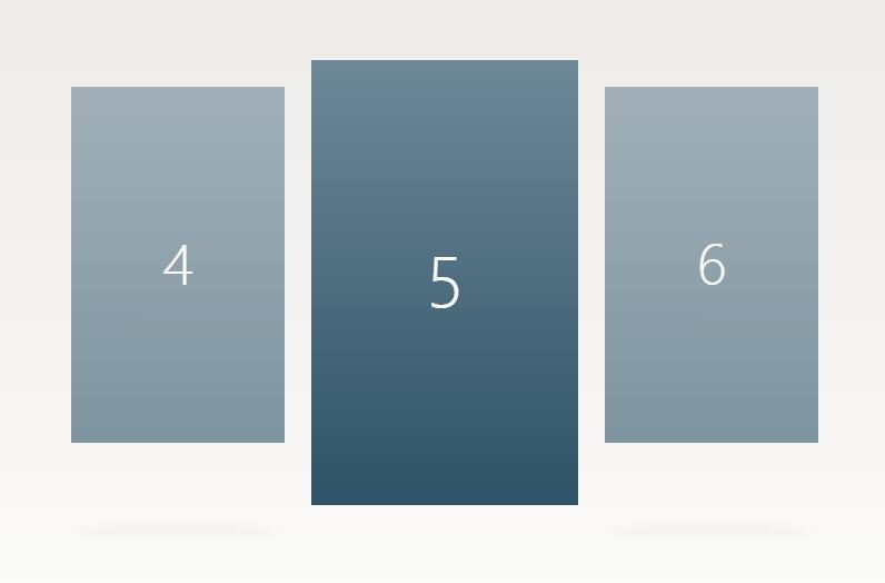 网页图片自定义轮播切换插件jQuery css3样式特效代码