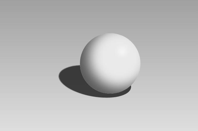 css球体阴影圆形样式特效web代码静态页面