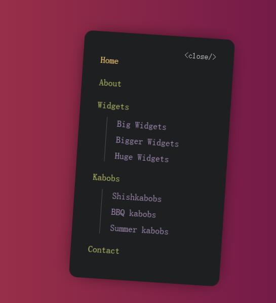 点击文字翻转放大显示文字信息图层特效css3动画代码