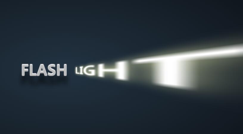 flash文字鼠标悬停3d立体发光显示特效css3样式代码